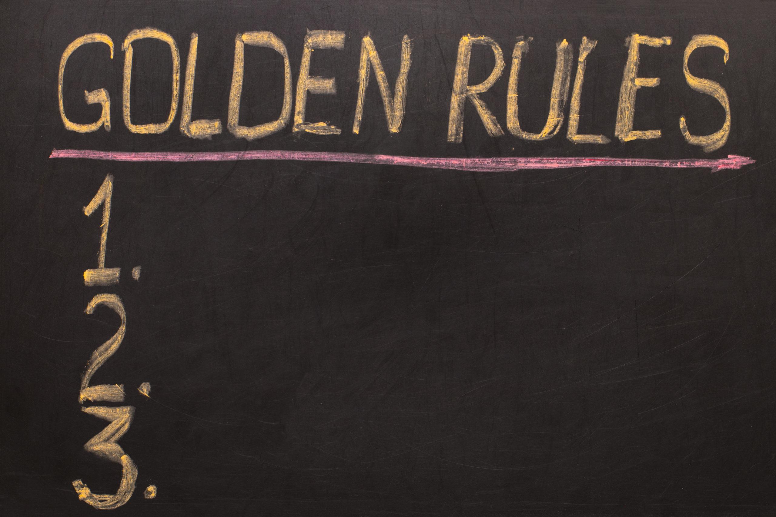 Principi e Regole