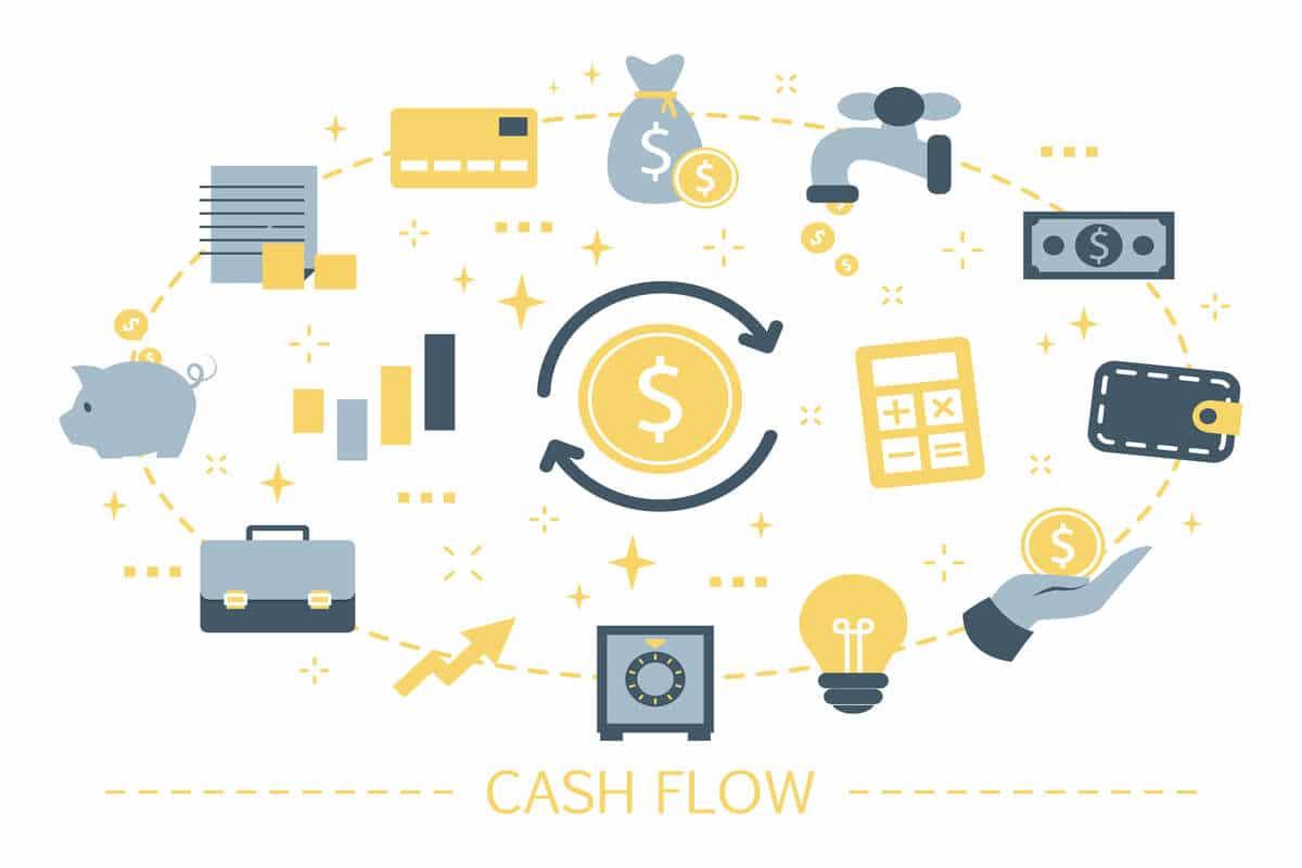 flussi attualizzati di cashflow