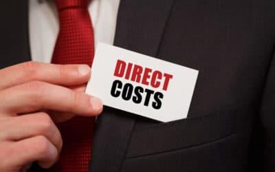 Costi diretti e indiretti: quali sono le differenze?